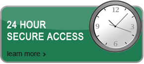 24 Hour Secure Access to your self storage facility