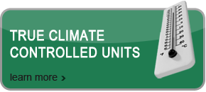 Climate Control Storage Units Available